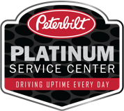 Peterbilt Platinum Service Center - Driving Uptime Every Day